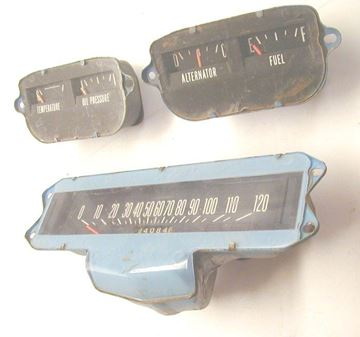 Picture of USED Speedometer