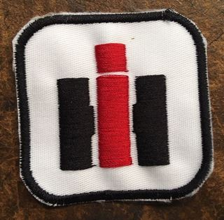 Picture of Small IH Patch with Border