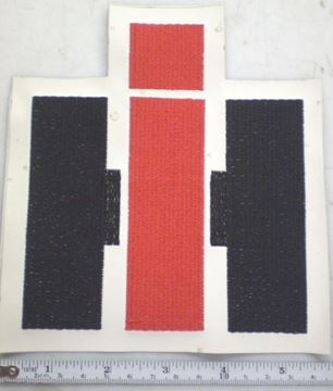 Picture of Big IH patch