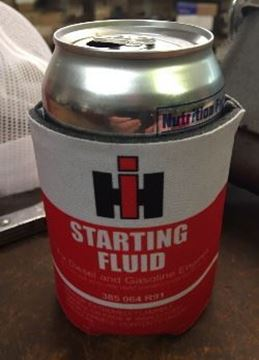 Picture of IH Starting Fluid Can Koozie