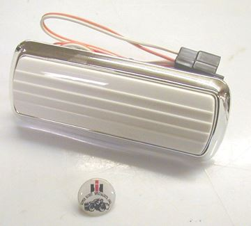 Picture of Dome Light Assembly Chrome