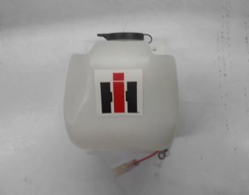 Picture of Windshield Washer Tank & Pump with decal