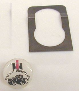 Picture of Lower Tailgate Button Clip