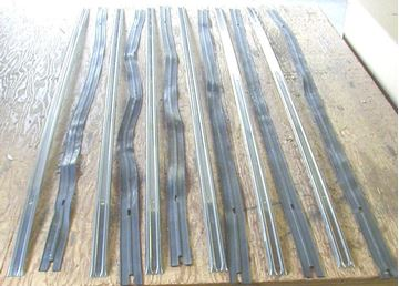 Picture of Chrome Roof Rack Slats