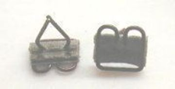 Picture of Small Chrome Side Moulding Trim Clips