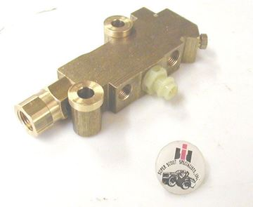 Picture of Disc Brake Proportioning Valve
