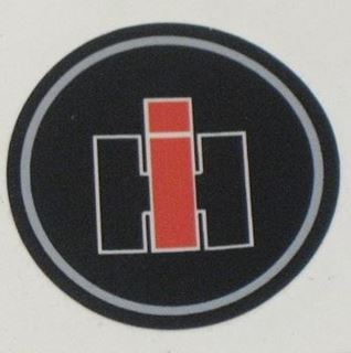 Picture of IH Small Steering Wheel Horn Button Emblem