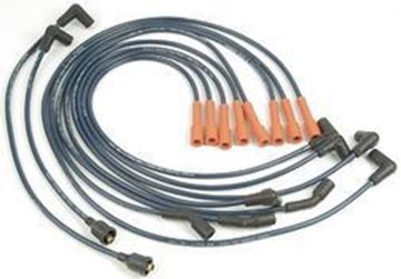 Picture of Spark plug Wires with Prestolite Dist. v8