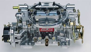 Picture of Edelbrock Performance 4bbl Carburetors with Electric Choke