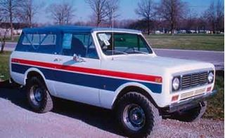 Picture of 1976 Spirit and Patriot Decal Kit