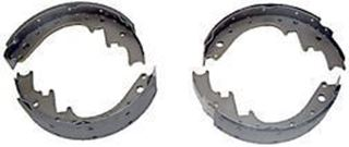 "Picture of Scout II Front Brake Shoes  11"" X 2"""