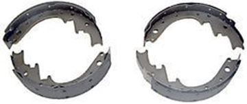 "Picture of Scout II Rear Brake Shoes 11"" X 1 3/4"""