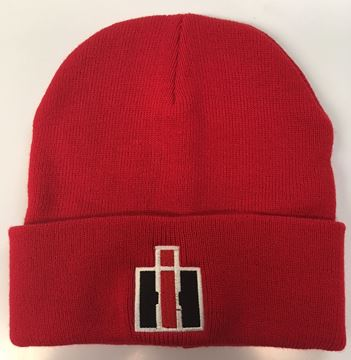 Picture of Red IH Beanie