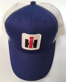 Picture of Summer IH Hat Blue and White