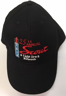 Picture of 25th Annual Scout Nationals Show Hat Black