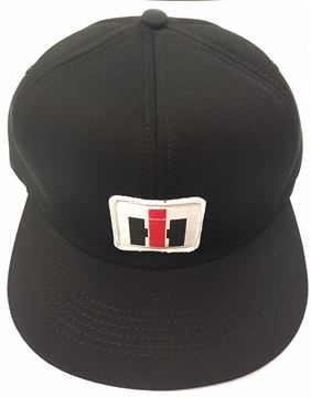Picture of IH Patch Hat Black winter