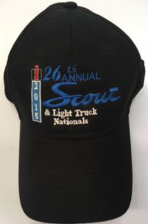 Picture of 26th Annual Scout Nationals Show Hat Black