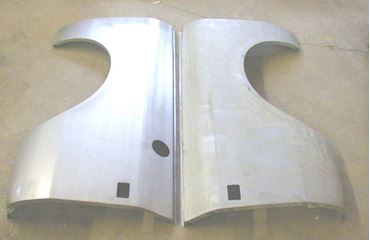 Picture for category Steel Body Parts