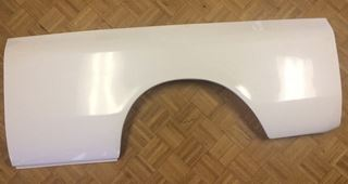 "Picture of Fiberglass 100"" WB quarter panel left, Scout Traveler"
