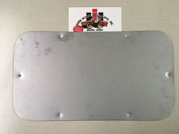 Picture of Fuel Filler Rear Inner Access Panel Cover, Scout II