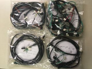 Picture of OEM Wiring Harness