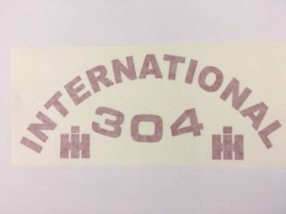 Picture of 304 Decal