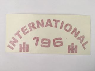 Picture of 196 Decal