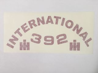 Picture of 392 Decal