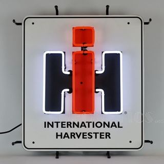 Picture of IH International Harvester Neon Sign