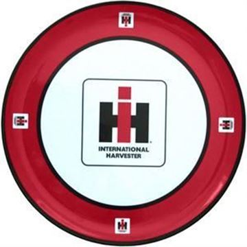 Picture of International Harvester 10 Inch Dinner Plates --
