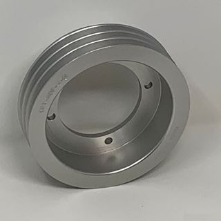 Picture of CPT Billet Aluminum Waterpump Drive Pulley for IH 4cyl & V8 Engine