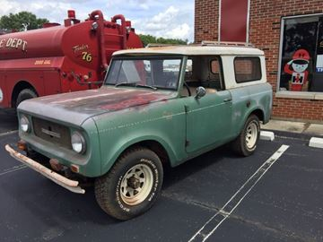 Picture of 1967 Scout 800 4x4 Barn Find! SOLD