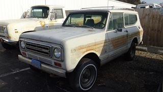 Picture of 1979 Scout II Grey SOLD