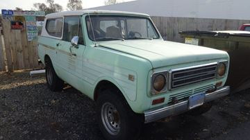 Picture of 1979 Scout II Green SOLD