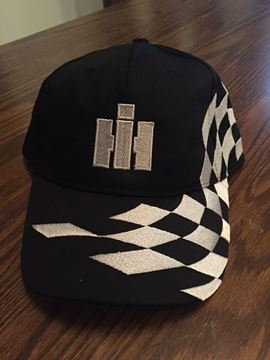 Picture of Silver IH Embroidered RACING Hat