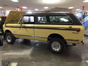 Picture of 1977 Scout II Traveler Midas RARE! SOLD