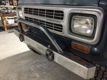 Picture of sSs Custom Front Bumpers