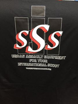Picture of NEW sSs Urban Assault Equipment T-shirts
