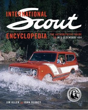 Picture of International Scout Encyclopedia Book NEW! 2nd edition