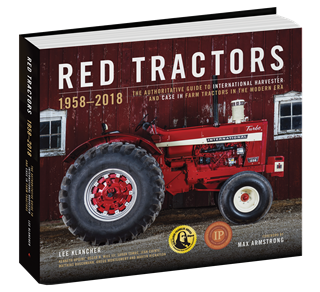 Picture of Red Tractors 1958-2018