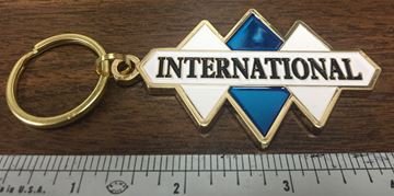 Picture of Triple Diamond International Keychain