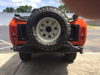 Picture of sSs Custom Rear Bumpers