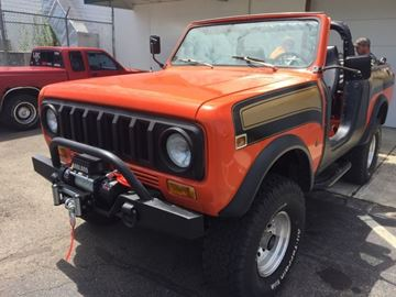 Picture of sSs Custom Winch Front Bumpers