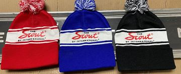Picture of IH Scout POM POM Knit Beanies!