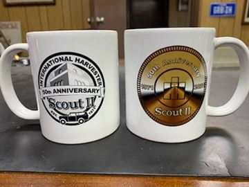 Picture of 50th Anniversary of the Scout II! Coffee Mug