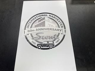 Picture of 60th Anniversary of the Scout! Poster!