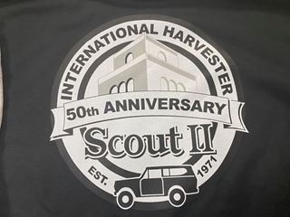 Picture of 50th Anniversary of the Scout II! T-Shirts!