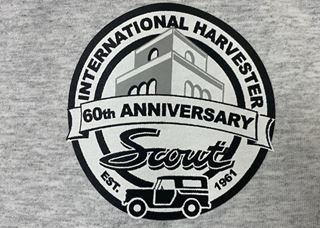 Picture of NEW 60th Anniversary of the Scout! SweatShirt!