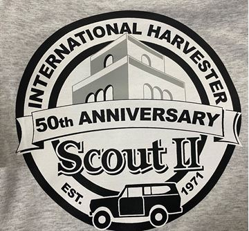 Picture of NEW 50th Anniversary of the Scout II! SweatShirt!
