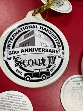 Picture of 2020 50th Anniversary Scout II Ornament